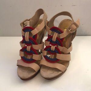 Lamb heels size 9.5